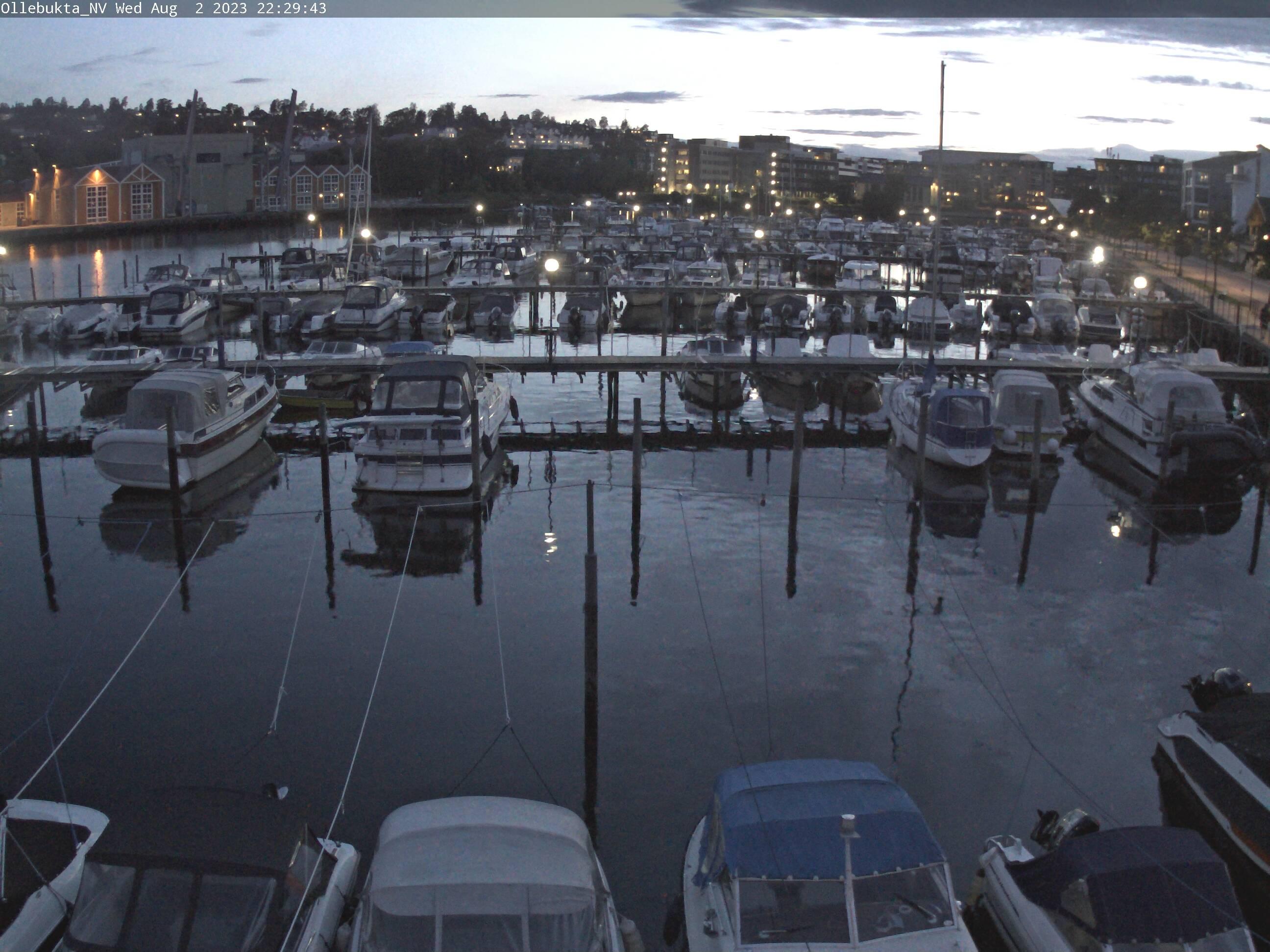 Webcam Tønsberg, Tønsberg, Vestfold, Norwegen